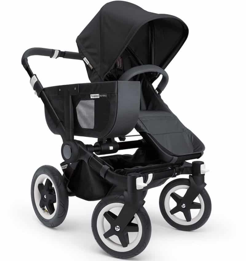 Bugaboo Donkey Stroller double stroller