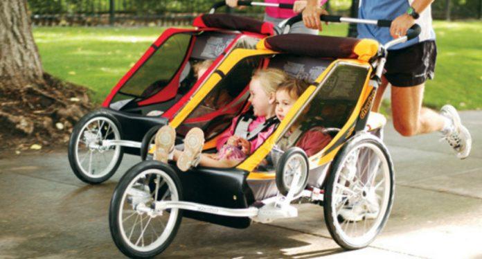 Double-Jogging-Stroller