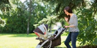 Newborn Stroller