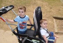 Stand Strollers
