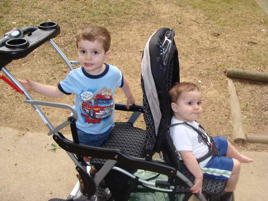 Stand-Strollers