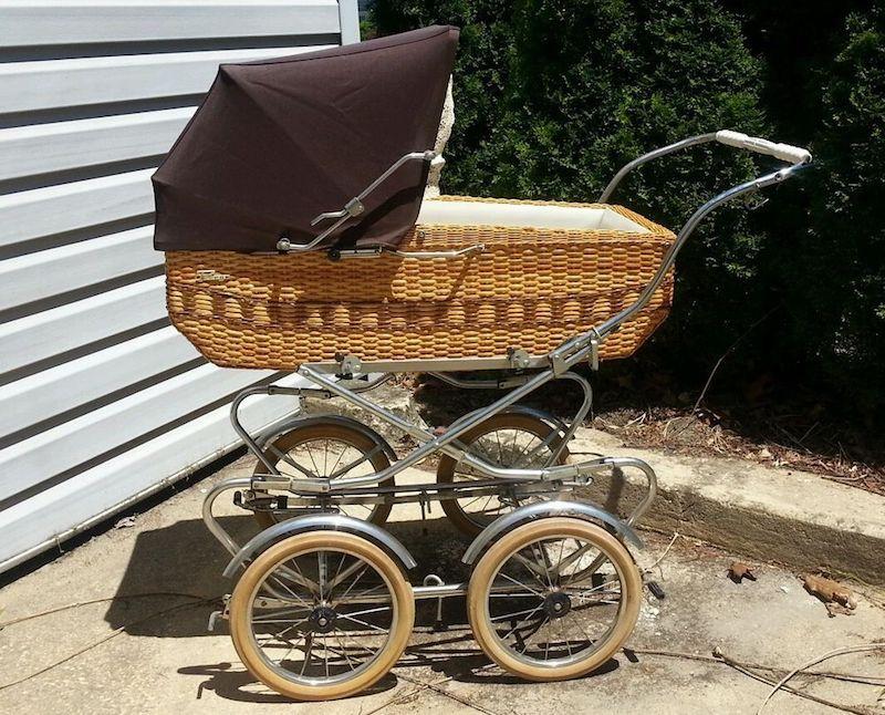 Peg Vintage Stroller