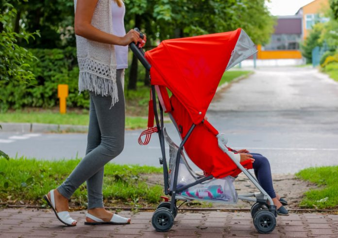 Umbrella-Stroller