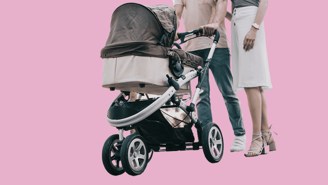 Jogging Carriage Strollers