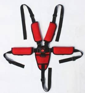Seguso Universal Baby 5 Point Harness Safe Belt Seat Belts