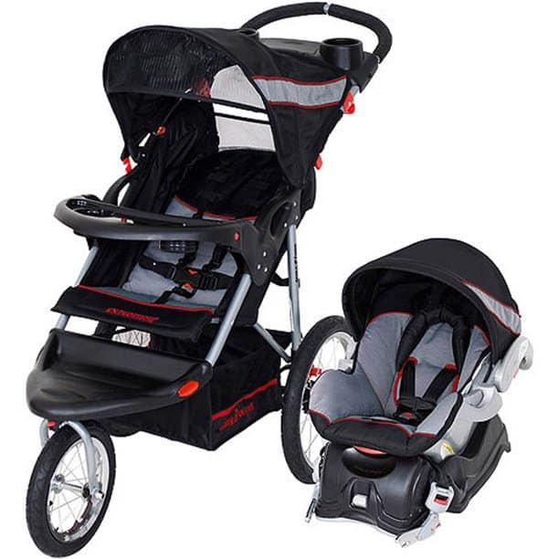 Baby Trend Expedition car seat Jogger