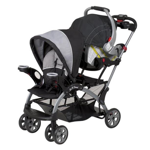 Baby Trend Sit & Stand LX Stroller, Phantom