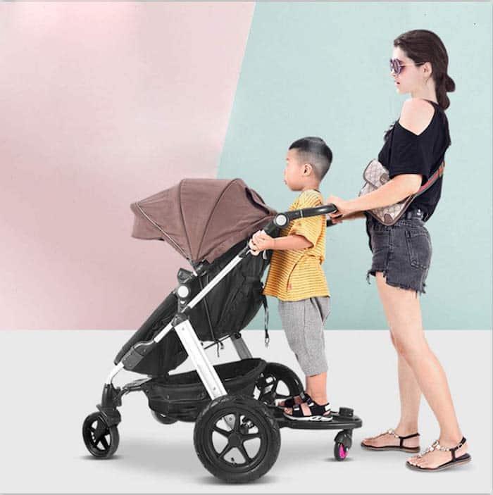 buggyboard maxi schwarz Stroller for second kid