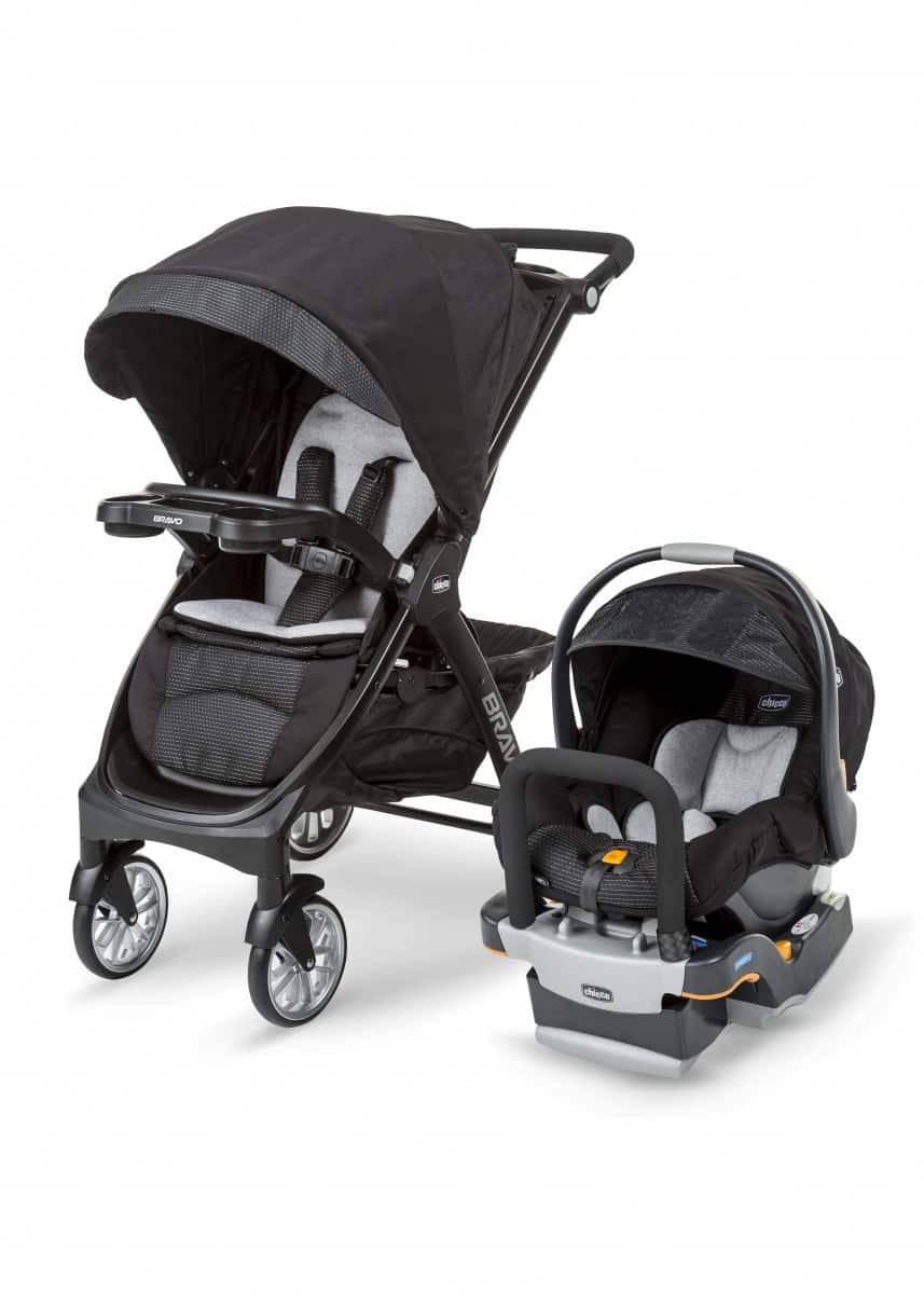 Chicco Bravo Trio Car seat stroller
