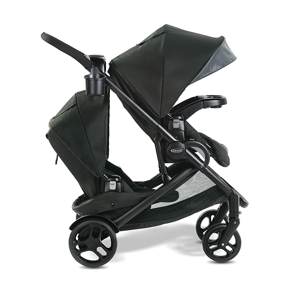Graco grow double Stroller