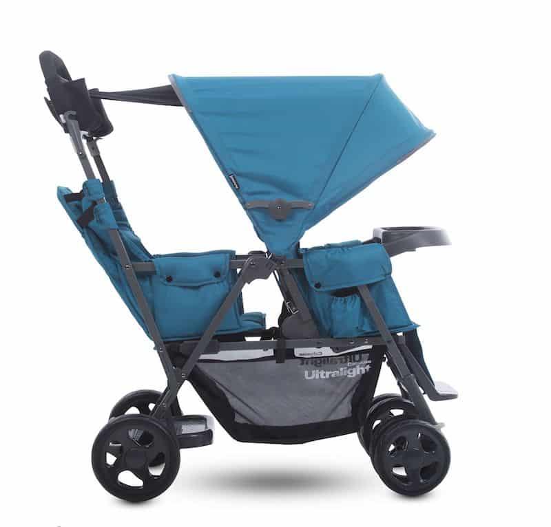 Joovy Caboose Ultralight Stand-On Tandem Stroller