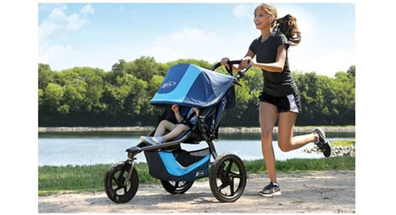 Revolution Flex 3.0 Duallie double Jogging Stroller