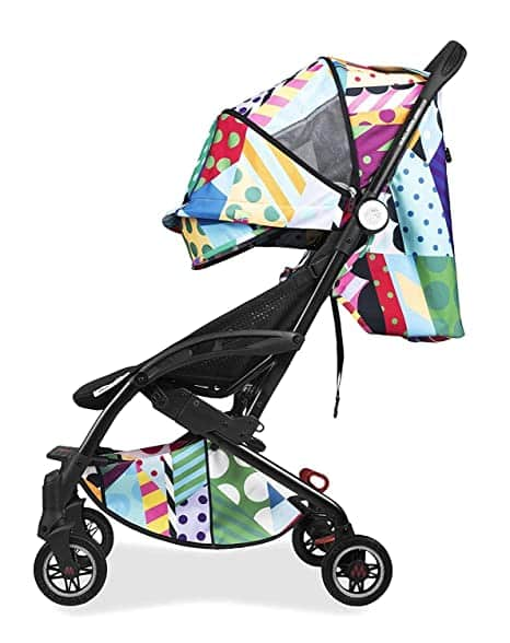 Maclaren Atom Style Umbrella Pram Benefits at Baby Jogging Stroller