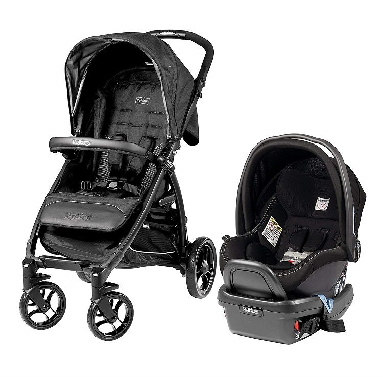 peg Perego Travel stroller system
