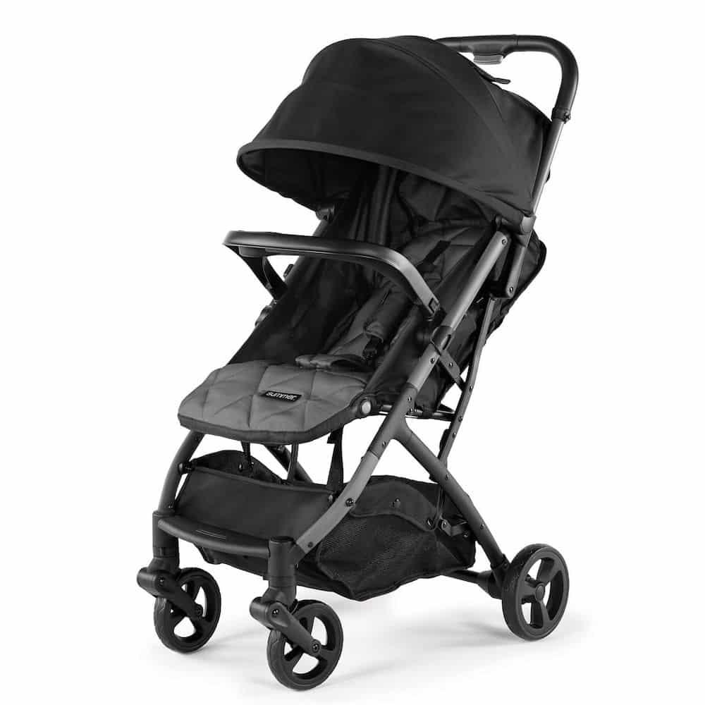 summer infant 3Dpax fold leightweight stroller