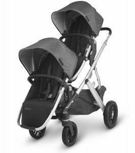 Uppababy Vista V2 Double stroller for City Living