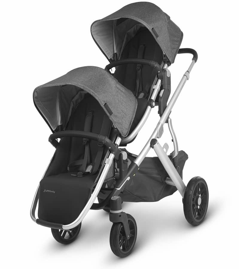 Uppababy Vista V2 Double Jogging stroller