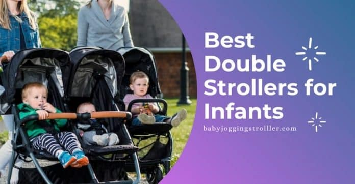 Best Double strollers for infants