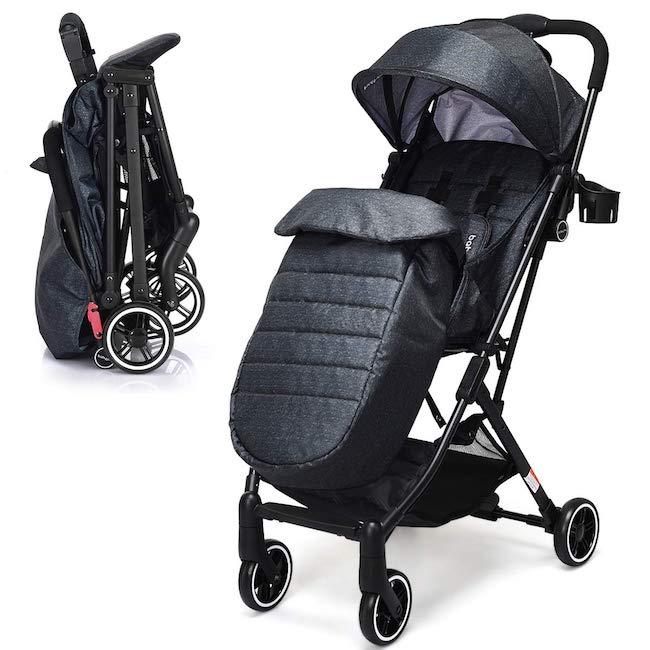 BABY JOY Lightweight Travel Stroller