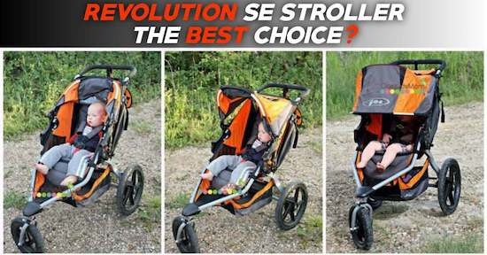 Revolution SE Stroller