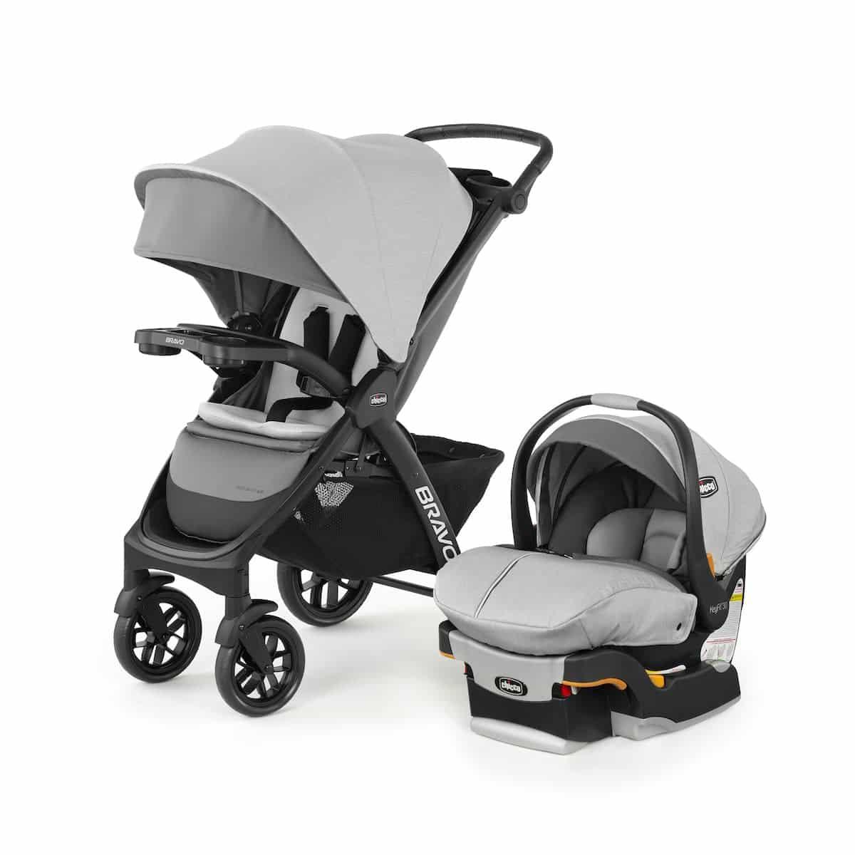 CHICCO Viario Quick-Fold Stroller