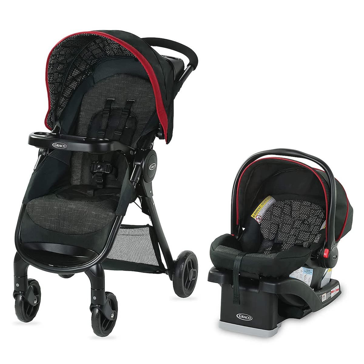 Graco Fast Action SE Travel System