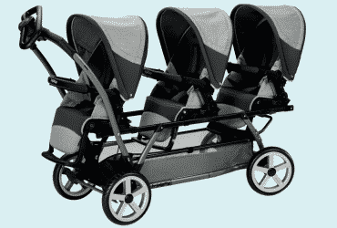 How to Pick the Best Triple Stroller