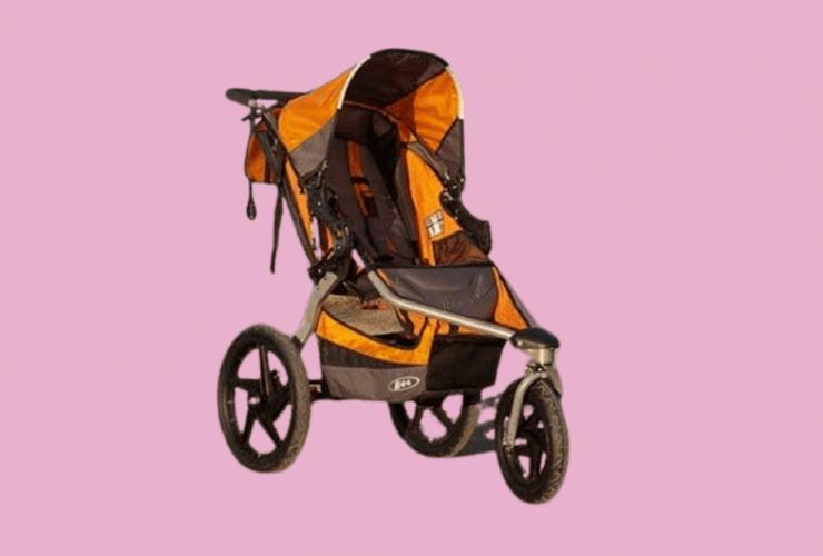 BOB Revolution SE Jogging Stroller