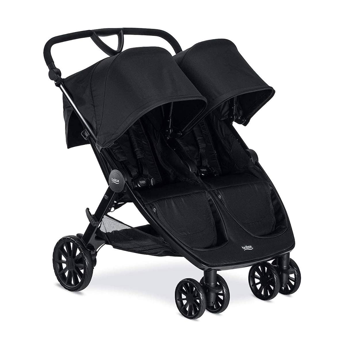 Side by Side Stroller for Twins- BRITAX B-Lively