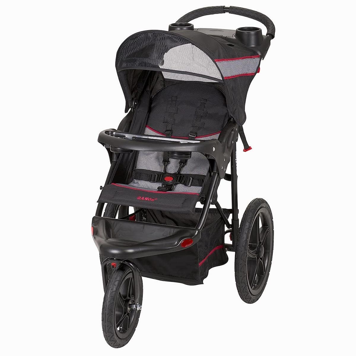 Baby Trend Range Jogger 3 wheel Stroller, Millennium