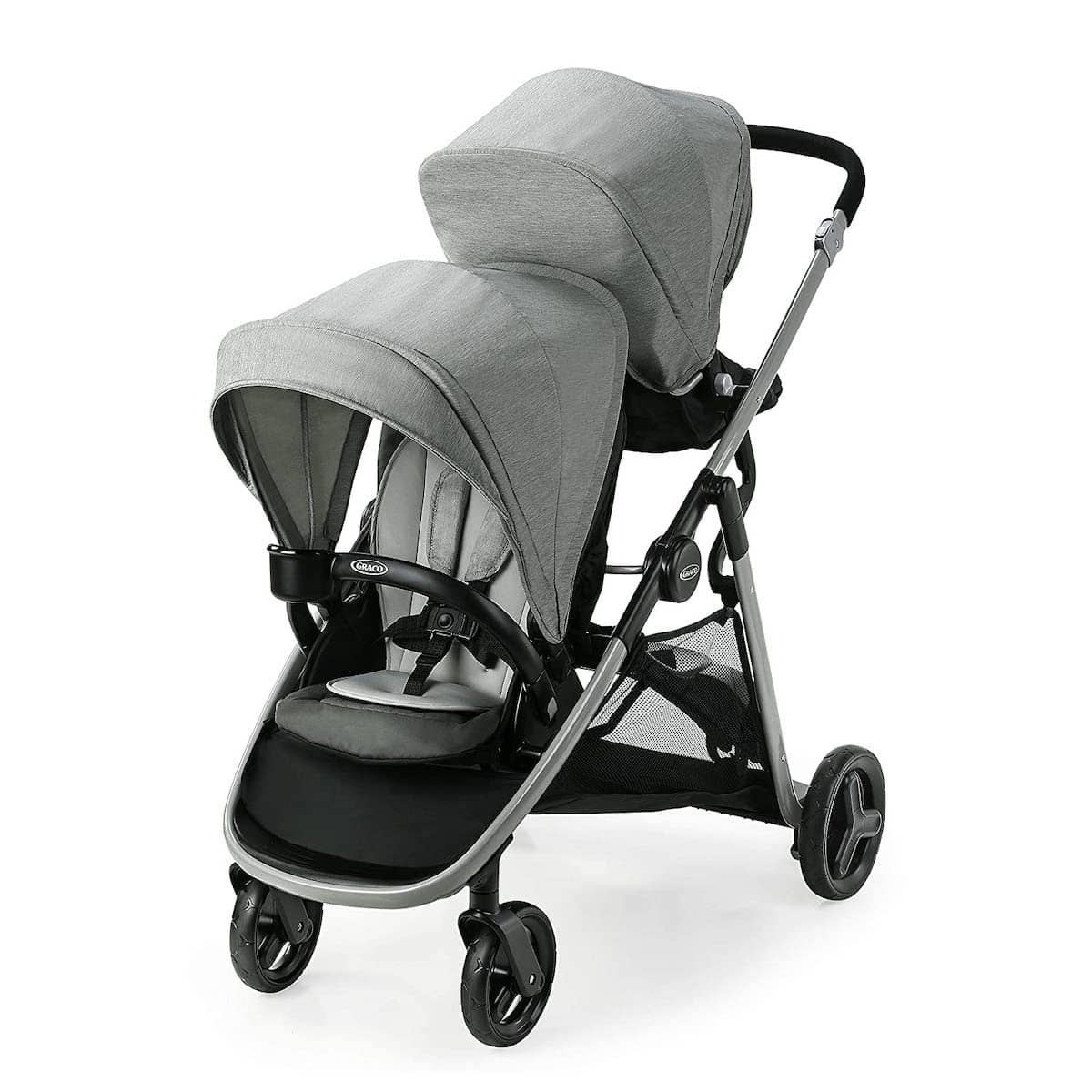 Twins & Toddlers-Graco Ready2grow Lx