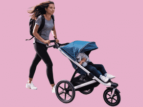 Safety and Quality Jogging stroller
