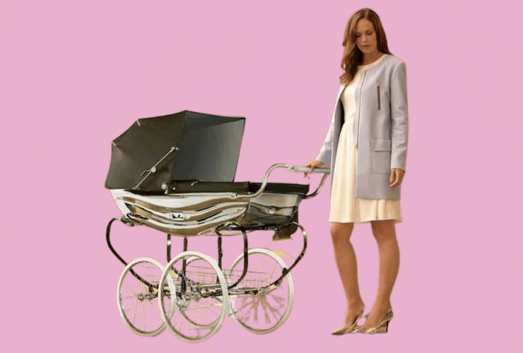 Stroller for city living