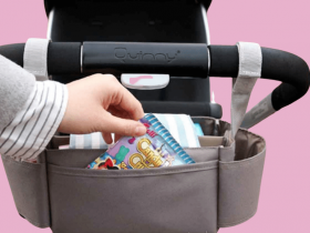 Stroller organizer for strollers