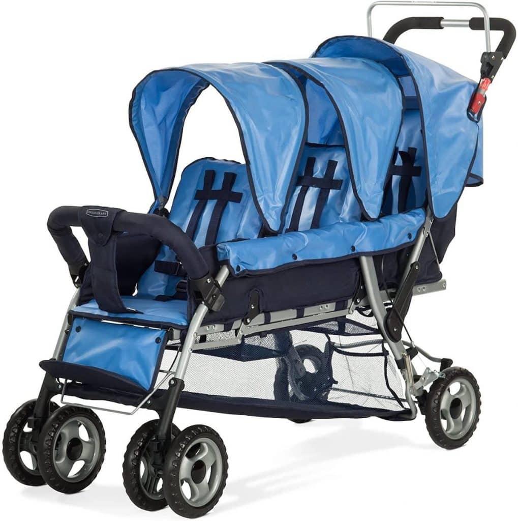 child craft Sport Multi-Child, triple stroller