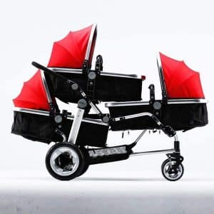 Olydmsky Baby Pushchair, Triplets Stroller