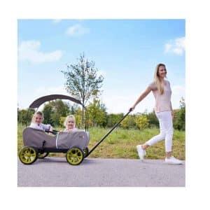 Beach stroller Hauck Eco Wagon